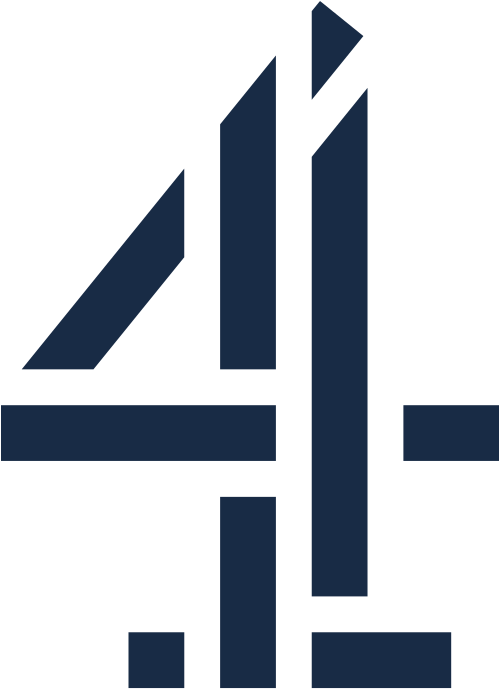 Channel 4 logo highlighting projects with Nick Ball wildlife cameraman
