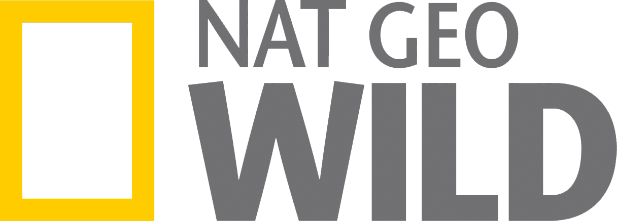 Nat Geo Wild Logo demonstrating Nick Ball Cameraman projects